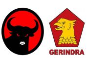 Hasil Survei: PDIP-Gerindra Pimpin Elektabilitas Partai Politik