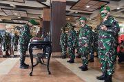 Kasad Pimpin Sertijab Tujuh Pejabat Utama TNI AD