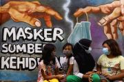 Kasus Covid-19 Bertambah 6.142, Terbanyak dari DKI Jakarta