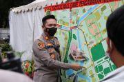 Jelang Peringatan Paskah, Polisi dan TNI Jaga Ketat Gereja Katedral Jakarta