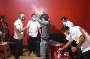 Jual Miras dan Sabu, Markas Ormas di Tangerang Digerebek Polisi