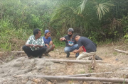 Tolak Tambang Batu Bara, Warga Suku Anak Dalam di Tebo Siap Lawan