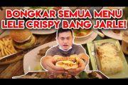 Juara MasterChef Indonesia Season 6 Eric Herjanto Berkunjung ke Restoran Lele Crispy Jarle