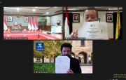 UI-Kemenristek/BRINUniversity of Melbourne Jalin Kerja Sama Riset