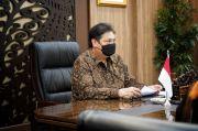 Bicara dengan Menteri Inggris, Menko Airlangga: Indonesia di Garis Terdepan Terapkan Paris Agreement