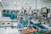 Mantul! PMI Manufaktur RI Torehkan Rekor Tertinggi di Maret 2021