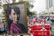 Suu Kyi Hadapi Dakwaan Baru di Bawah Undang-undang Rahasia Negara