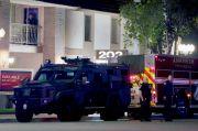 Penembakan di Pusat Perkantoran California, 4 Tewas