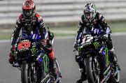 Jelang Seri Kedua MotoGP 2021: Vinales dan Quartararo Bergairah Taklukan Sirkuit Losail