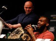 Tolak Rp137 M Lawan Ngannou, Jon Jones Amuk Bos UFC Dana White