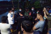 Banjir Genangi Perumahan Warga, Pengembang Nyaris Diamuk Massa