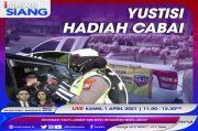 Yustisi Hadiah Cabai, Saksikan Selengkapnya di iNews Siang Kamis Pukul 11.00 WIB