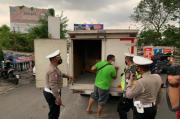 Antisipasi Aksi Teror Jelang Paskah, Polresta Sidoarjo Sweeping Kendaraan