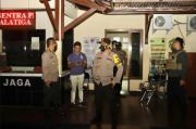 Sidak ke Mapolres Salatiga, Kapolda: Tindak Tegas Terorisme, Jangan Kecolongan