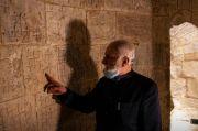 Misteri Banyaknya Pahatan Salib di Gereja Makam Suci Yerusalem Terungkap