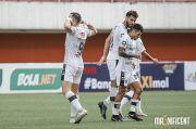 Bali United Enggan Terpeleset di Depan Persita Tangerang