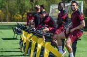 Jelang Lawan Sampdoria, AC Milan Dihantam Badai Cedera