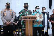 Pastikan Jumat Agung dan Paskah Berjalan Aman, Panglima TNI Tinjau Gereja di Makassar