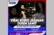 Viral, Koboi Jalanan Duren Sawit. Simak Selengkapnya di iNews Sore Jumat Pukul 16.00 WIB