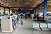 Libur Panjang Paskah, Penumpang Bus Terminal Jatijajar Depok Naik Dua Kali Lipat