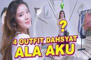 Ingin Tampil Keren Saat Hangout? Ikuti Tips Mix & Match Ala Tiara Andini Berikut Ini!