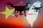 Drone China Terlihat Kumpulkan Informasi Intelijen di Sekitar Kepulauan Taiwan