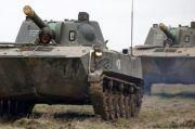 Penumpukan Pasukan Rusia Dekat Ukraina Bikin NATO Khawatir
