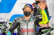 Jelang MotoGP Doha 2021: Maksimalkan Performa Ban, Rossi Contek Data Vinales