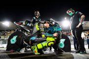 Jelang MotoGP Qatar 2021: Rossi Heran Cetak Hat-trick di Posisi 12
