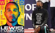 Lewis Hamilton Pakai Siasat Baru Perangi Praktik Rasisme