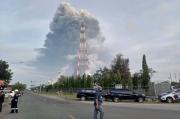 Kilang Balongan Kembali Terbakar, Polda Jabar: Intensitasnya Kecil