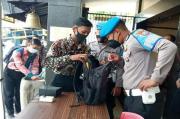 Cegah Aksi Teror di Tulungagung, Tas hingga Mobil Boks Diperiksa