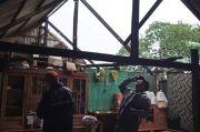 Angin Kencang Rusak Puluhan Rumah di Kota Parepare