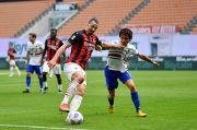 Ditahan Imbang Sampdoria, AC Milan Gagal Tempel Inter