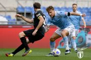 Lazio Perkasa atas Spezia, Roma Tertahan di Markas Sassuolo