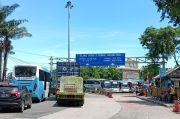 Libur Paskah Hari ke-2 Pemeriksaan GeNose Diperketat, Penumpang Bus di Tanjung Priok Sepi