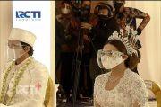Disaksikan Jokowi dan Prabowo, Atta Halilintar Resmi Menjadi Suami Aurel Hermansyah