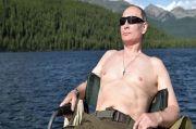 Presiden Vladimir Putin Dinyatakan sebagai Pria Terseksi di Rusia