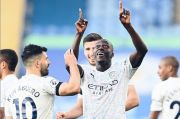 Permak Leicester, Man City Belum Terkalahkan dalam 15 Laga Tandang