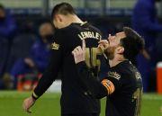 Jamu Real Valladolid, Ajang Persiapan Barcelona Jelang El Clasico