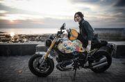 5 Artis Wanita Indonesia yang Hobi Mengendari Moge