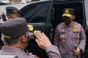 Kapolri Tinjau Pengamanan Perayaan Paskah di GBI Fatmawati