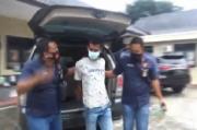 Viral Pemuda di Lampung Bakar Bendera Merah Putih, Polisi Amankan Pelaku