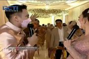 Raffi Ahmad Takjub Lihat Anak-Anak Yuni Shara di Pernikahan Atta-Aurel