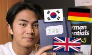 Mahasiswa ITB Ini Berbagi Tips Belajar Bahasa Inggris, Korea dan Jerman Secara Otodidak
