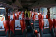 Libur Panjang, Penumpang Bus Akap Meningkat