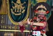 Angkat Seni Budaya Lokal, Puluhan Penari Ikut Festival Tari Topeng