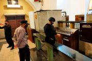 Demi Keamanan Paskah, Sejak Subuh Kapolresta Malang Kota Pimpin Sterilisasi Gereja