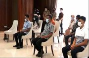 Menlu Serahkan 4 Korban Penyanderaan Abu Sayyaf ke Keluarga