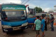 Seorang Penumpang asal OKU Sumsel Meninggal di Bus
